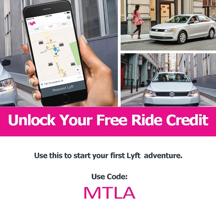 CATCH A RIDE PROMO CODE