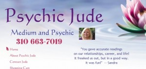 Psychic Jude Santa Monica Pier
