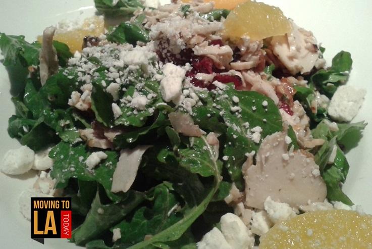 Arugula Salad HARD ROCK