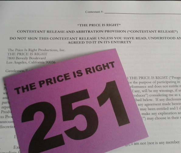 PRICE IS RIGHT 3