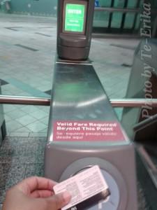 Metro Red Line Los Angeles Tour