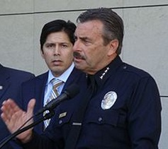 Charlie Beck  Los Angeles Police Chief
