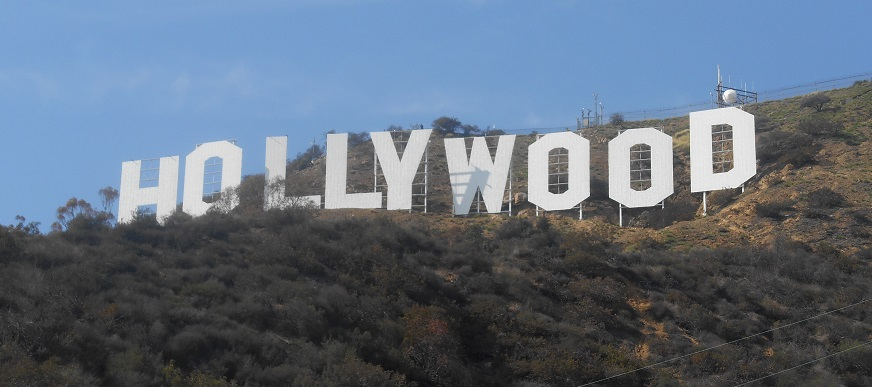 No More Hiking To The Hollywood Sign At Night - Moving To ...