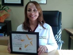 Dr. Carol Brooks- Inglewood Dentist