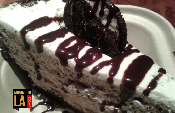 OREO CHEESECAKE HARD ROCK